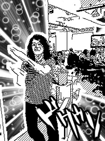 telephaty manga