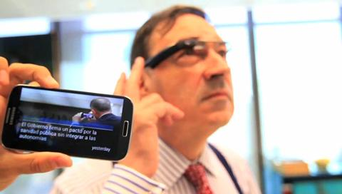 google glass El Mundo
