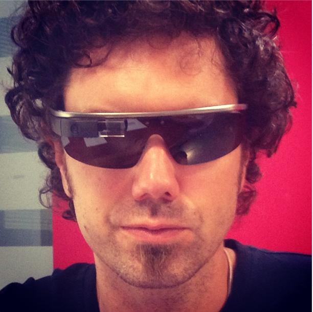 Google Glass hormiguero