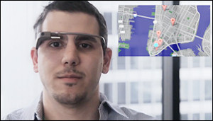 Tilt Control - manos libres Google Glass