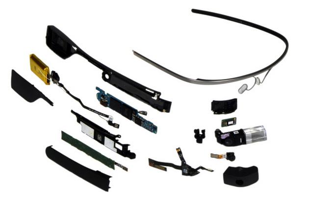El precio de Google Glass sería de 150 dólares según el valor de sus componentes