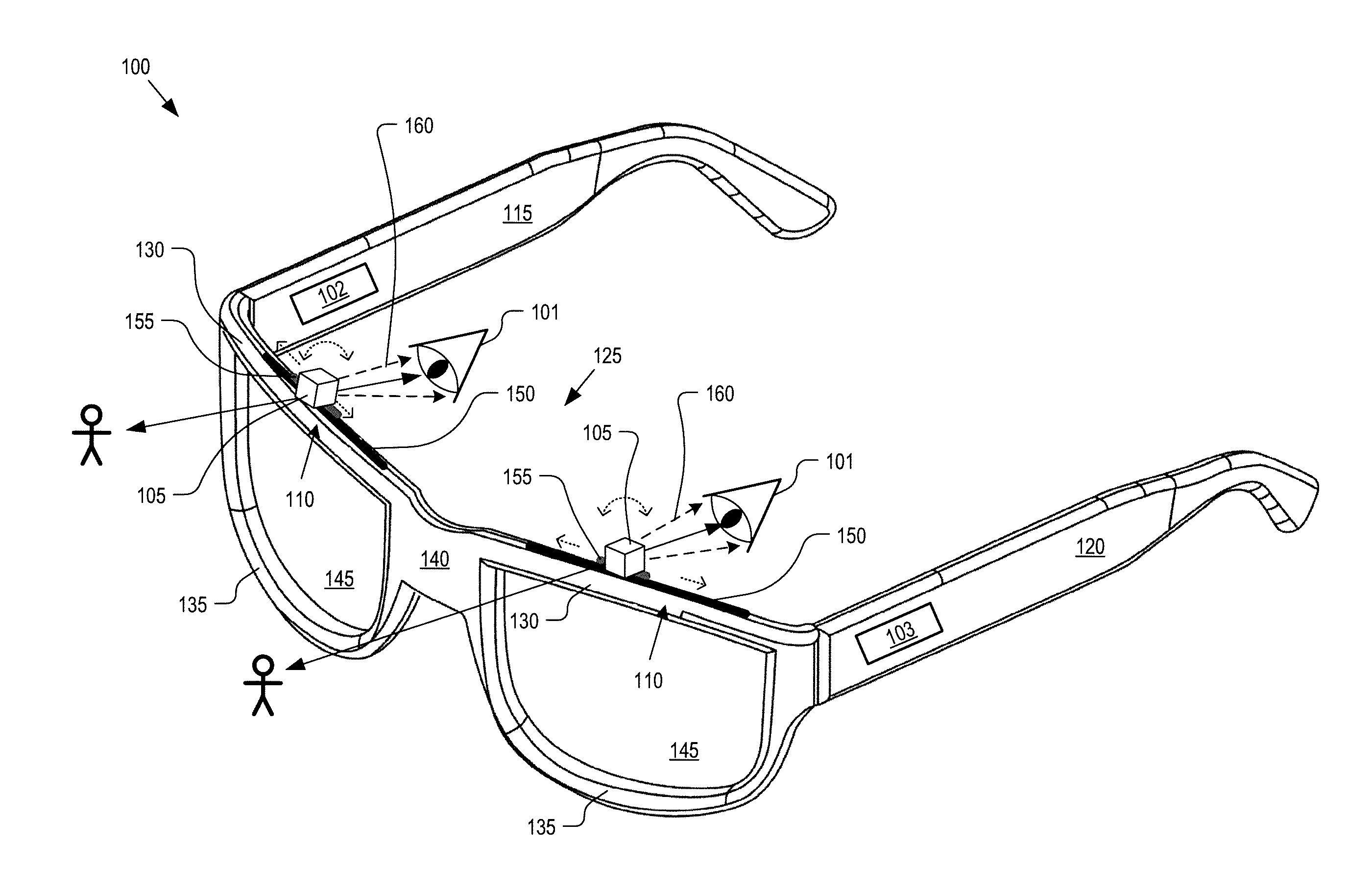 Nueva patente de Google Glass con cambios en el diseño de sus monturas.