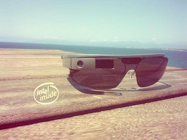 Intel traerá unas Google Glass mejoradas para el 2015