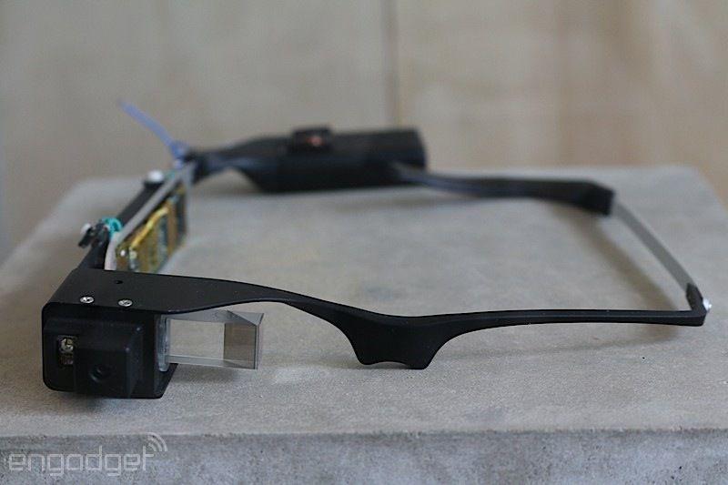 La nueva generación de Google Glass ya está siendo probada