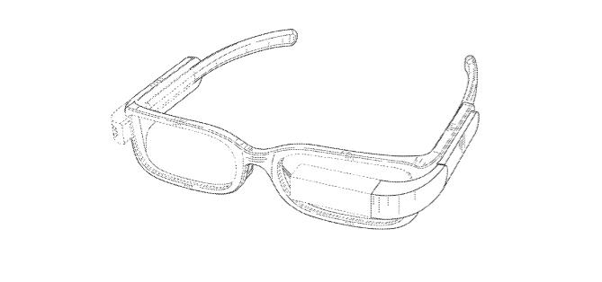 patente de google glass