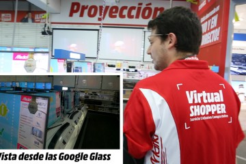 virtual shopper media markt google glass