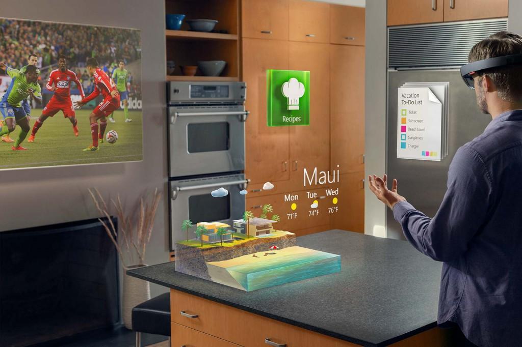 ¿ Cómo funcionan HoloLens ? Así funcionan las gafas holográficas de Microsoft
