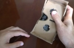como montar google cardboard