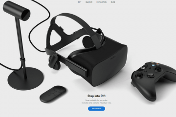 oculus rift precio comprar