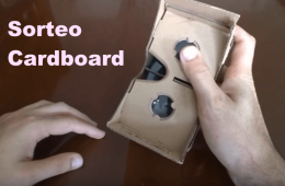 sorteo cardboard