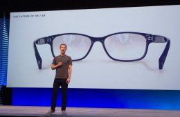 facebook glass