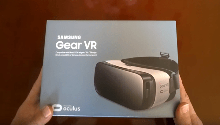 review galaxy gear vr