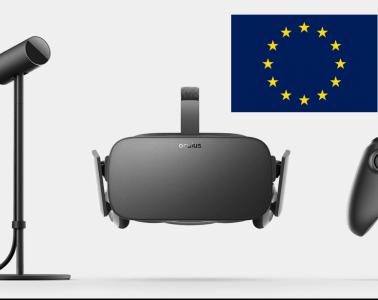 lanzamiento Oculus Rift Europa