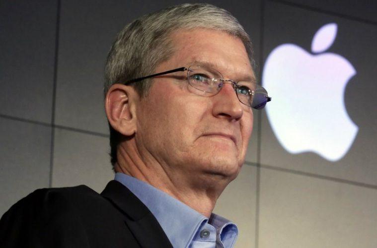 Tim Cook apple realidad aumentada
