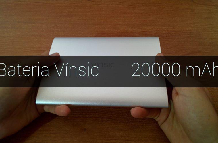 bateria vinsic 20000 mah