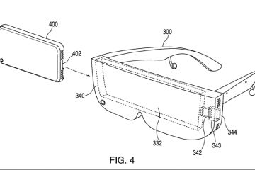 Apple VR gafas realidad virtual