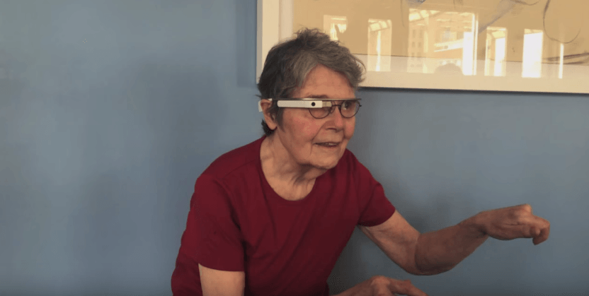 parkinson google glass