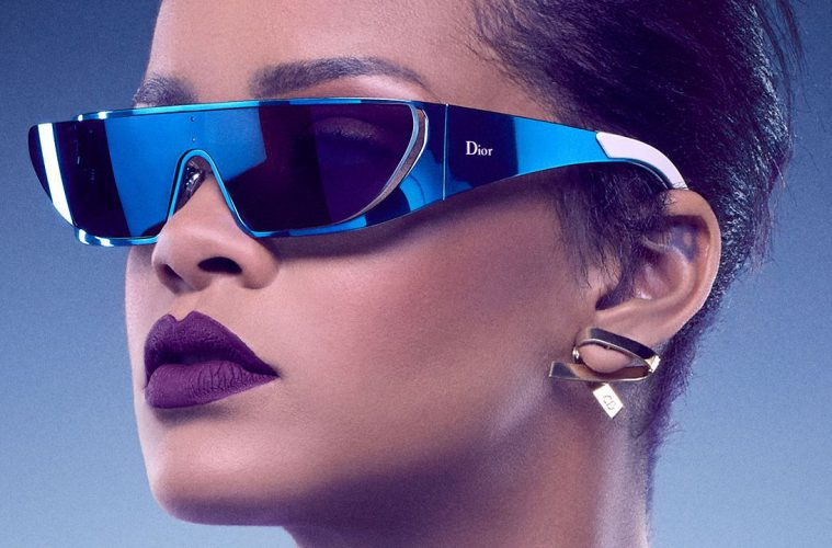 Dior gafas inteligentes rihanna