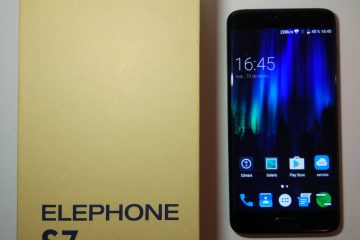 review elephone s7