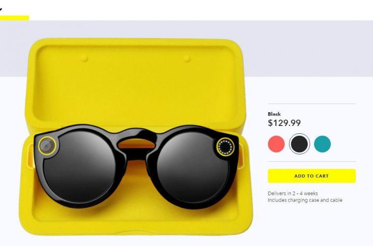 gafas de snapchat comprar