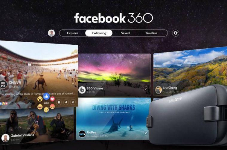 facebook 360 virtual