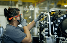 google glass industria