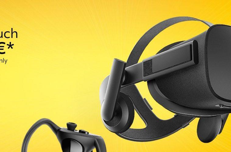 oculus rift rebajada