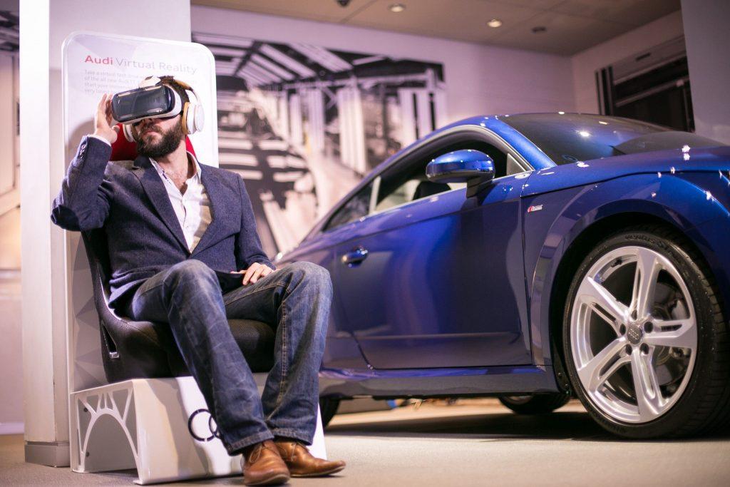 audi realidad virtual