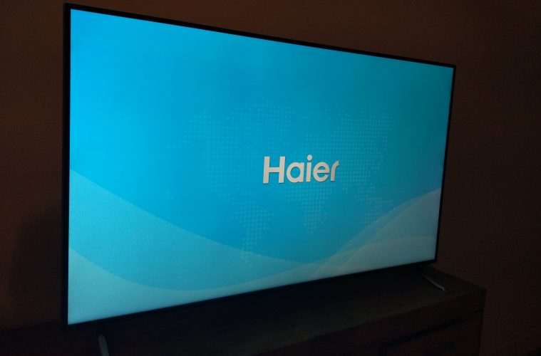 haier u65h8000 4k tv review