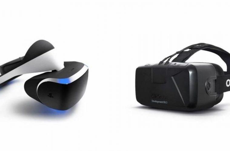 dispositivo realidad virtual