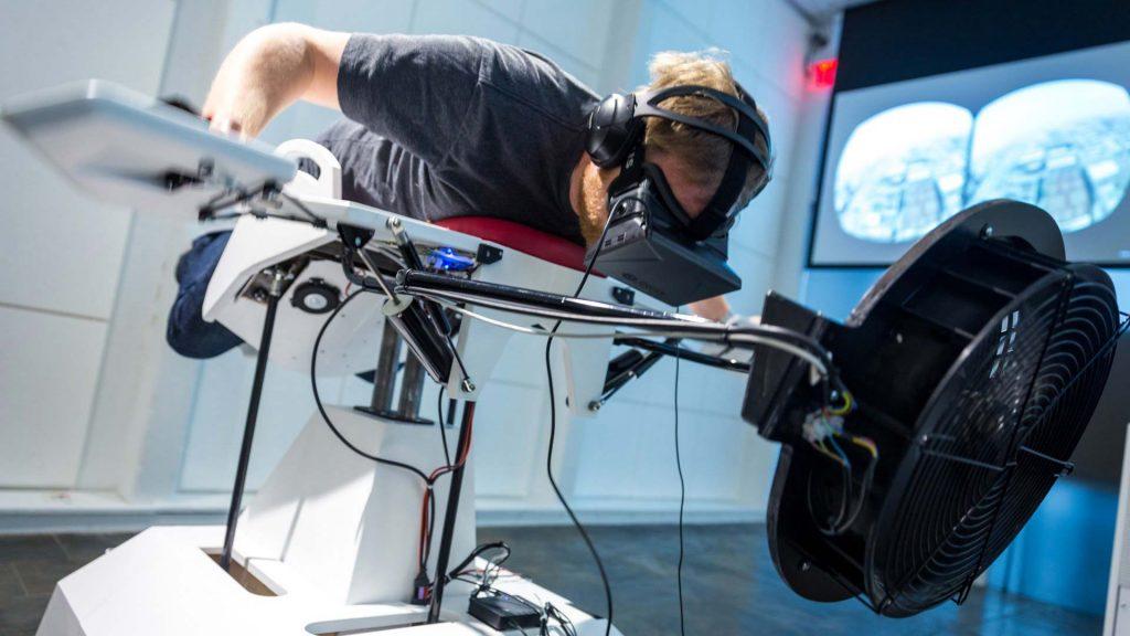 formacion en realidad virtual