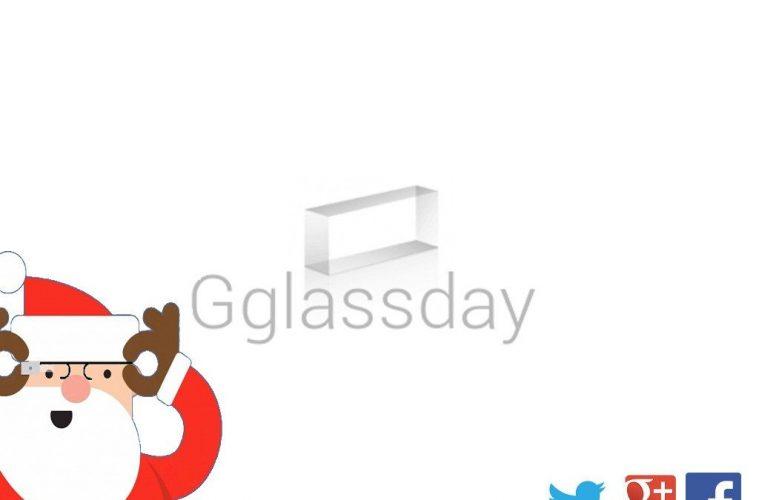 navidad gglassday 2017