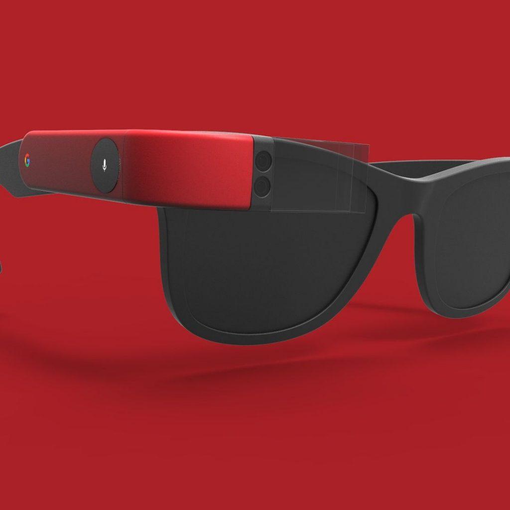 Google Glass consumer edition concepto