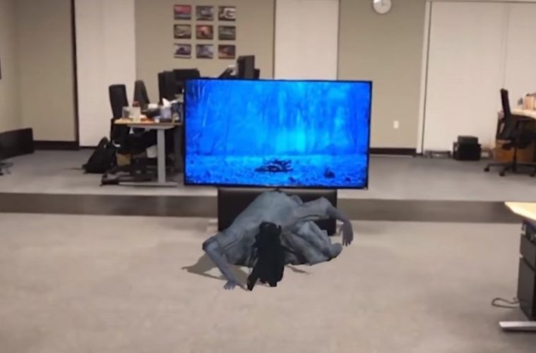 the ring arkit