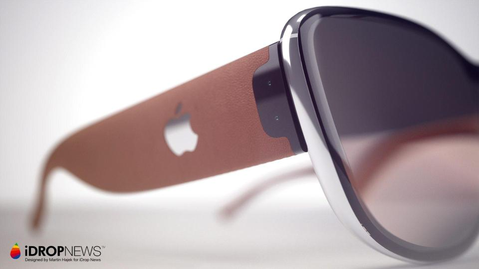 Apple Glass concepto