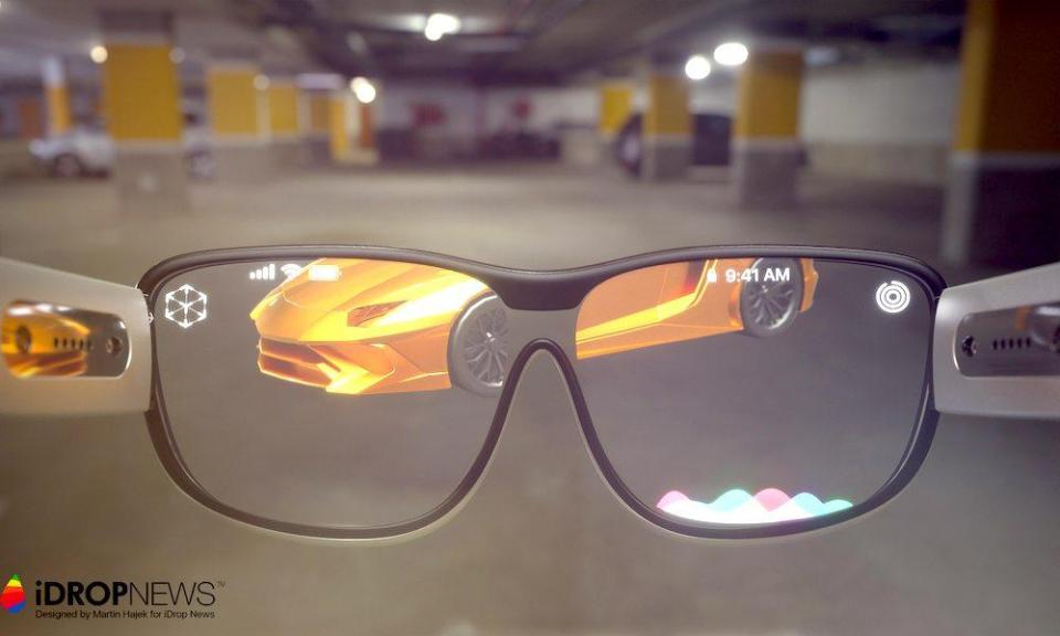 Apple Glass AR