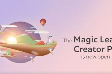 SDK Magic Leap One Lumin OS