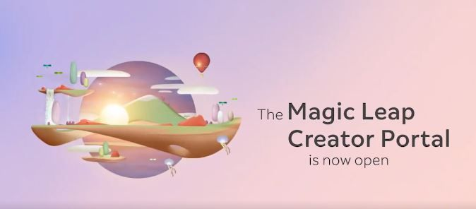 SDK Magic Leap One Lumin OS
