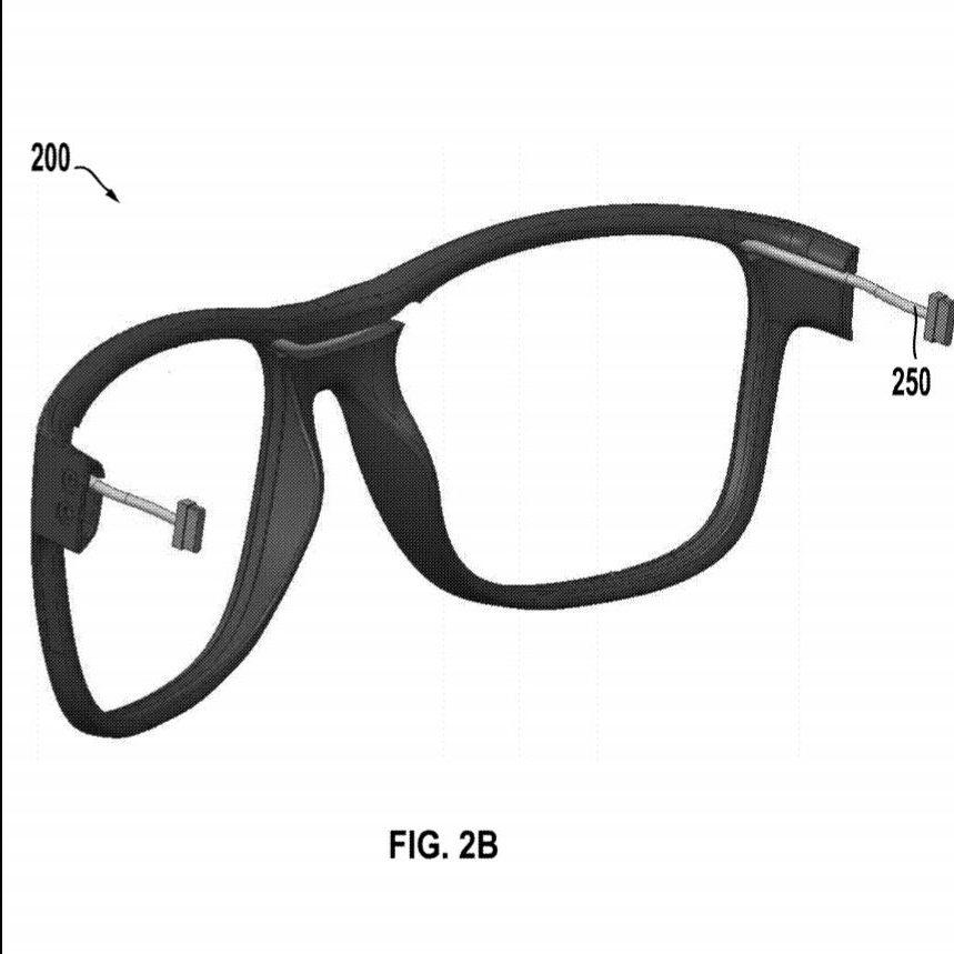 nuevas google glass patente