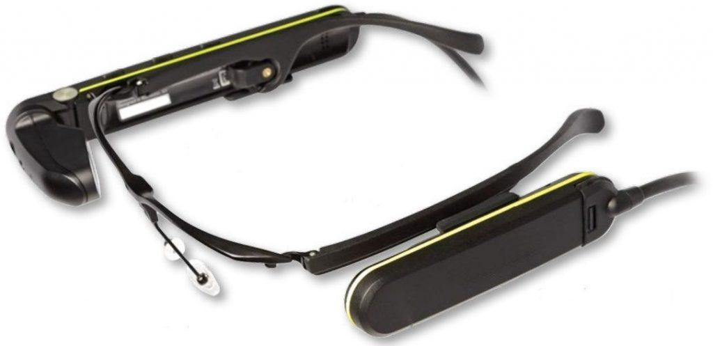 mahou gafas inteligentes vuzix m300