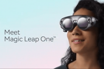comprar magic leap one