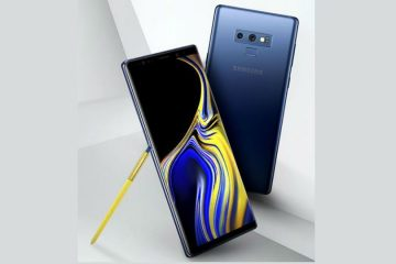 galaxy note 9 arcore
