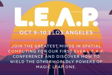leap conferencia magic leap