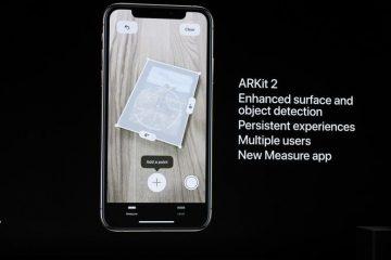 arkit 2 apple