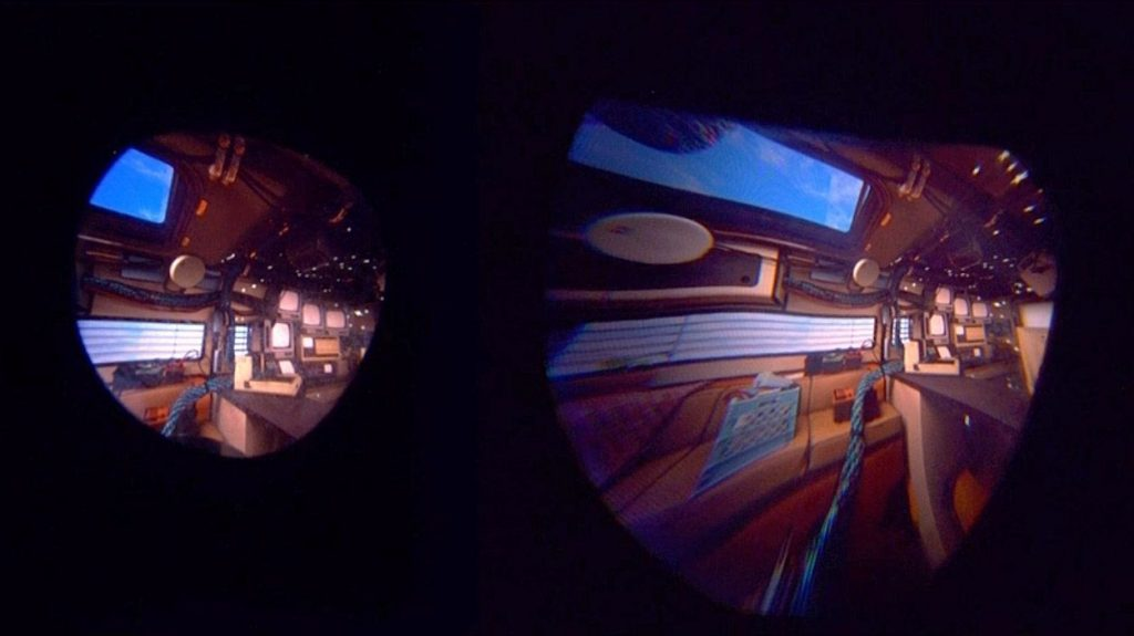 oculus half dome prototipo
