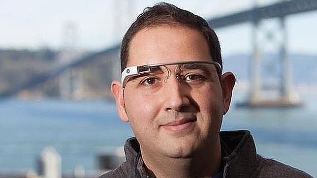 Google Glass probadas por un español, Julian Beltrán