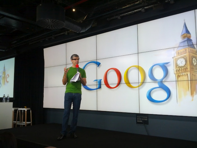Google Glass Larry Page