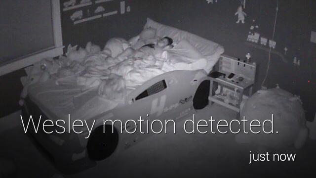 Controla los movimientos de tu bebe con las Google Glass