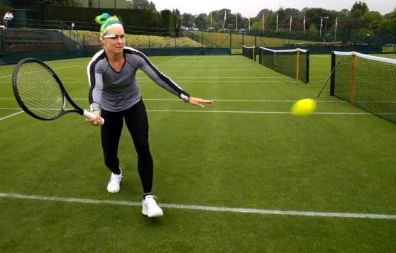 Las Google Glass debutarán en Wimbledon esta semana ( actualizado con vídeo )