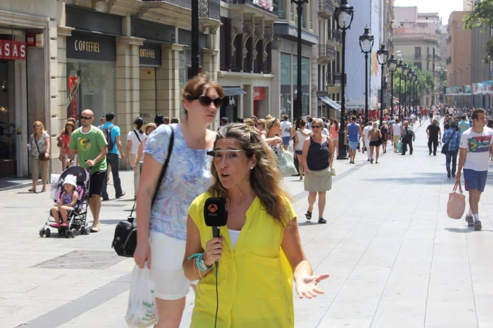 Las Google Glass llegan a Barcelona